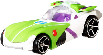 Toy Story 4 Hot Wheels Character Car Buzz Lightyear