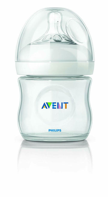 Philips AVENT BPA Free Natural Polypropylene Bottle - 1 Pack