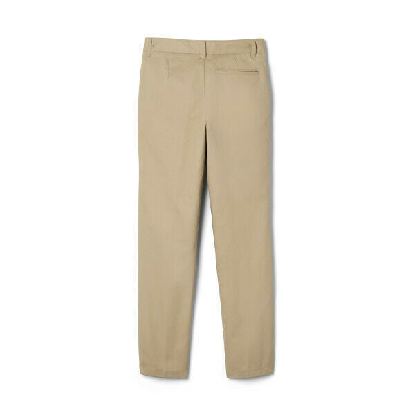 French Toast Boys' Relaxed Fit Double Knee Pant Uniform