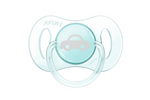 Philips Avent Baby Newborn Orthodontic Pacifier 2-piece