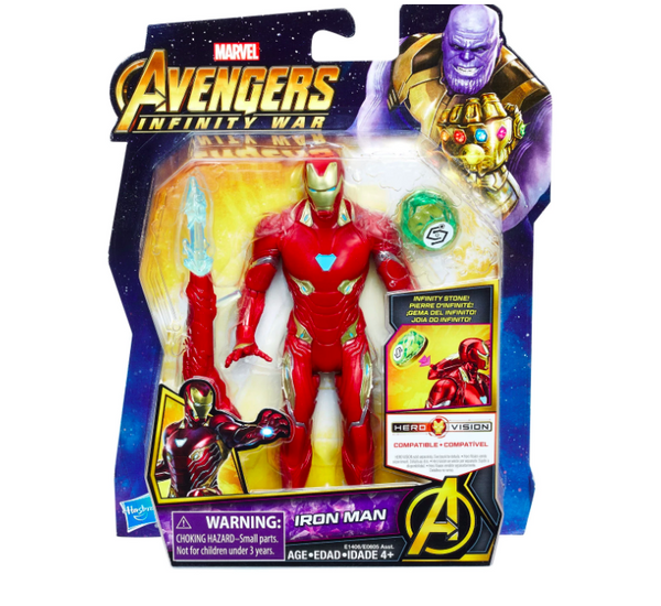 Marvel Avengers With Infinity Stone