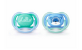 Philips Avent Baby Ultra Air Pacifier 2 Pack 6-18 Months