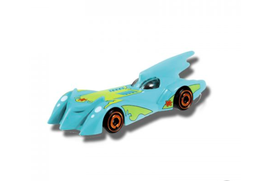 2019 Hot Wheels BATMOBILE #3/10 HW Screen Time_ SCOOBY DOO & BATMAN