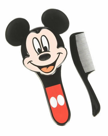 Mickey Mouse Comb & Brush Set Disney Baby