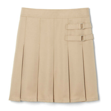 French Toast Adjustable Waist 2-Tab Scooter Skirt Uniform