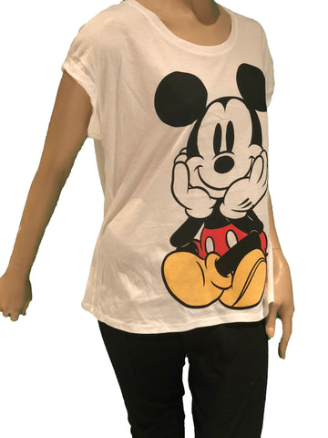 Mickey Mouse Plus Size T-Shirt