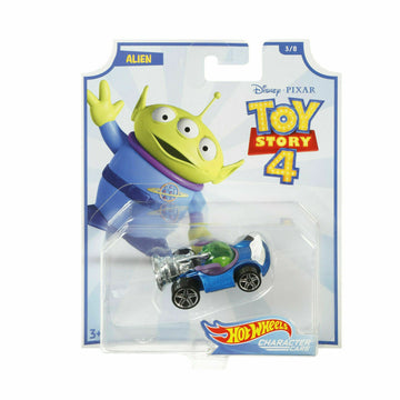 Toy Story 4 Hot Wheels Alien #3 Wave Disney Pixar Car