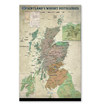 Scotland's whisky distilleries map - Cigars Lovers Club - Cigar Apparels, Shirts, Mugs, Posters...