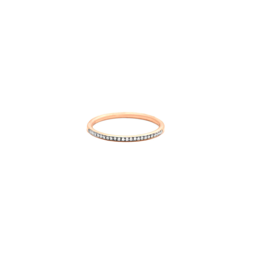 Gia Diamond Stack Ring