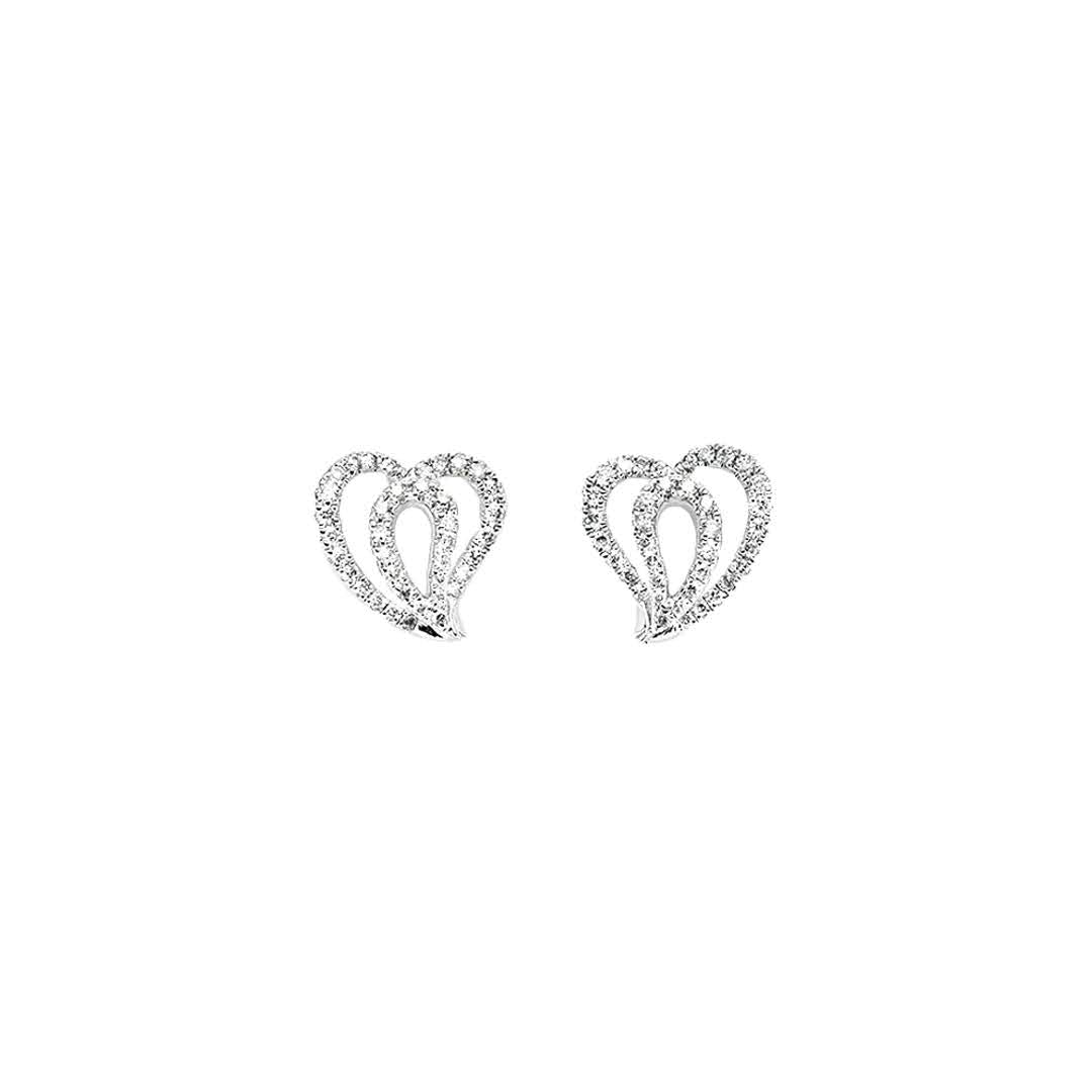 My Fair Lady Diamond Studs