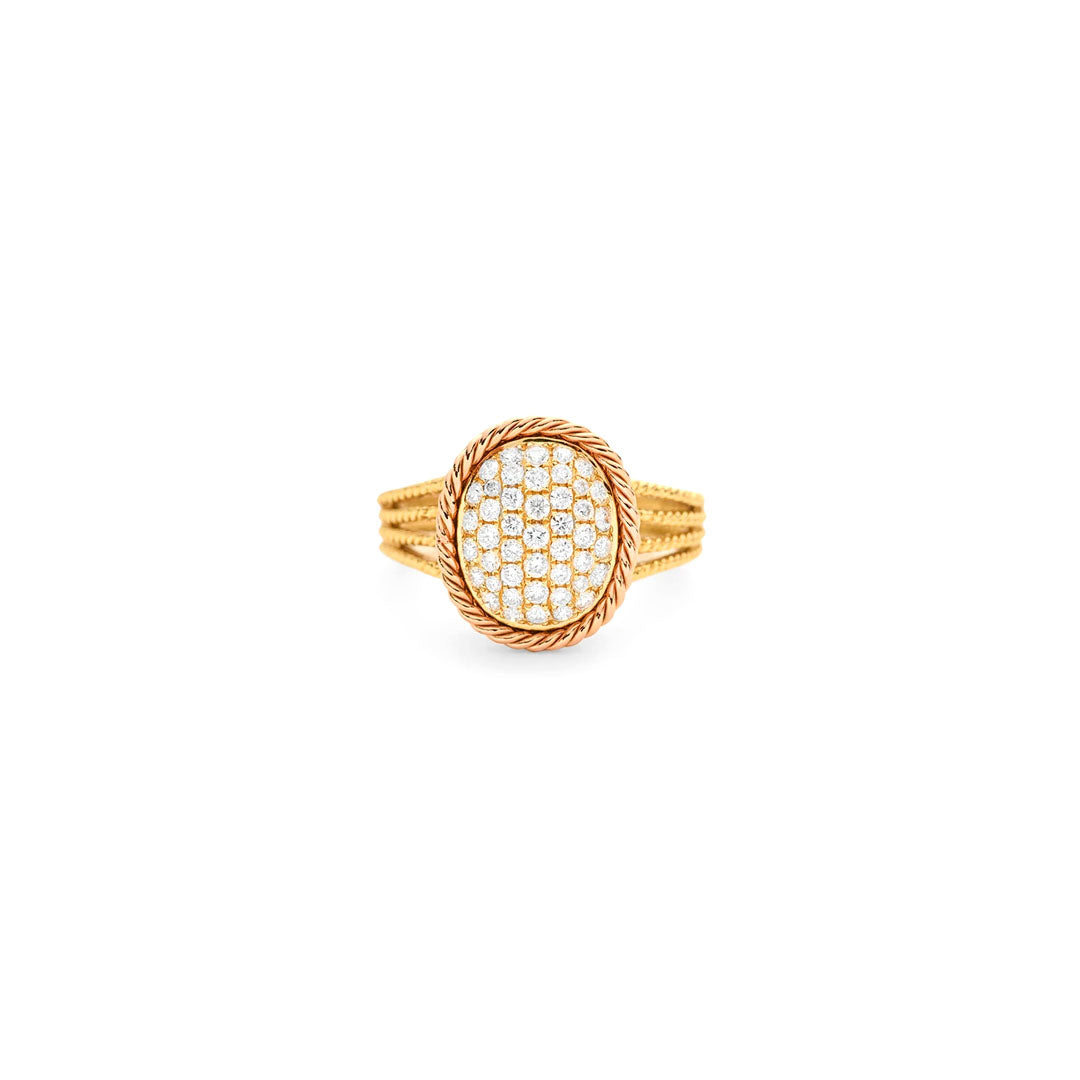 Hera Diamond Cocktail Ring