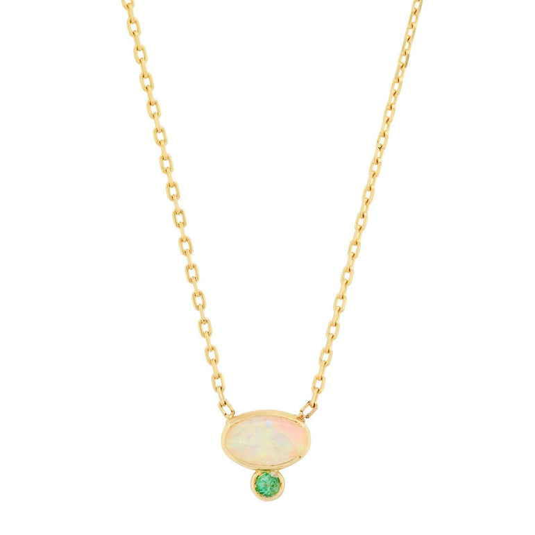 Astra Opal Necklace