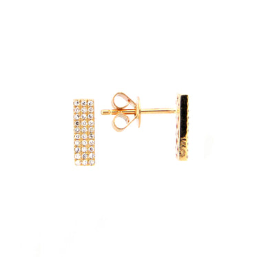Maya Diamond Stud Earrings