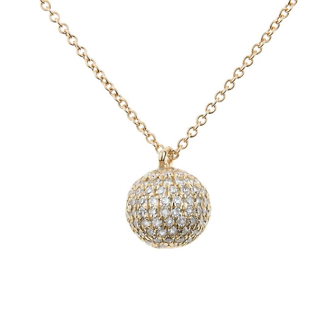 Diamond BonBon Necklace