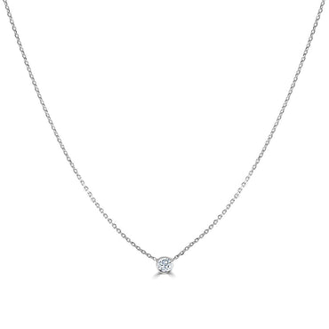 Jennifer Diamond Necklace