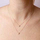 Round Diamond Dot Necklace by Access79