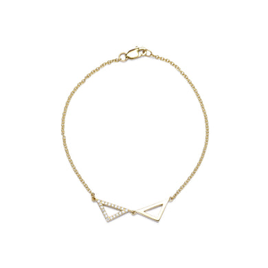 Zuri Diamond Bracelet
