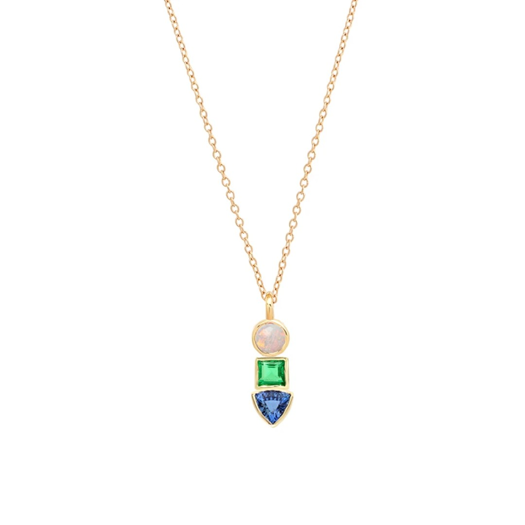 Multi Cadence Necklace