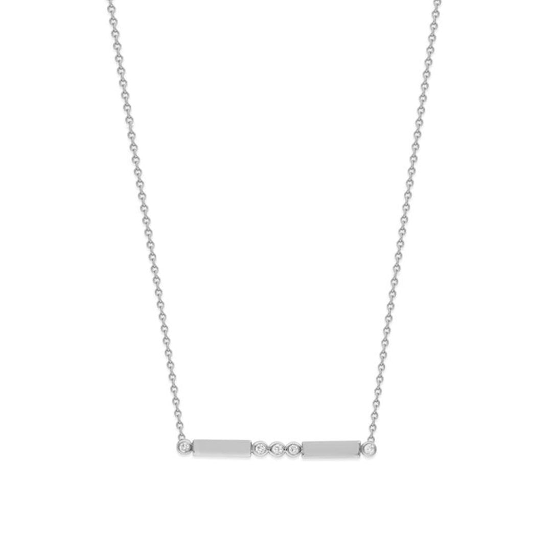 Park Diamond Necklace