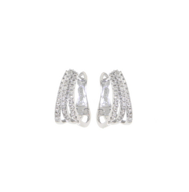 Waterfall Diamond Earrings