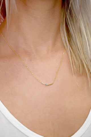 Elise Diamond Necklace