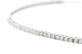 Bright Diamond Tennis Necklace