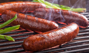 Hot Sausage Links