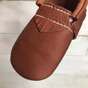 Red Rock Moccasins