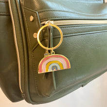 Load image into Gallery viewer, Rainbow Keychain