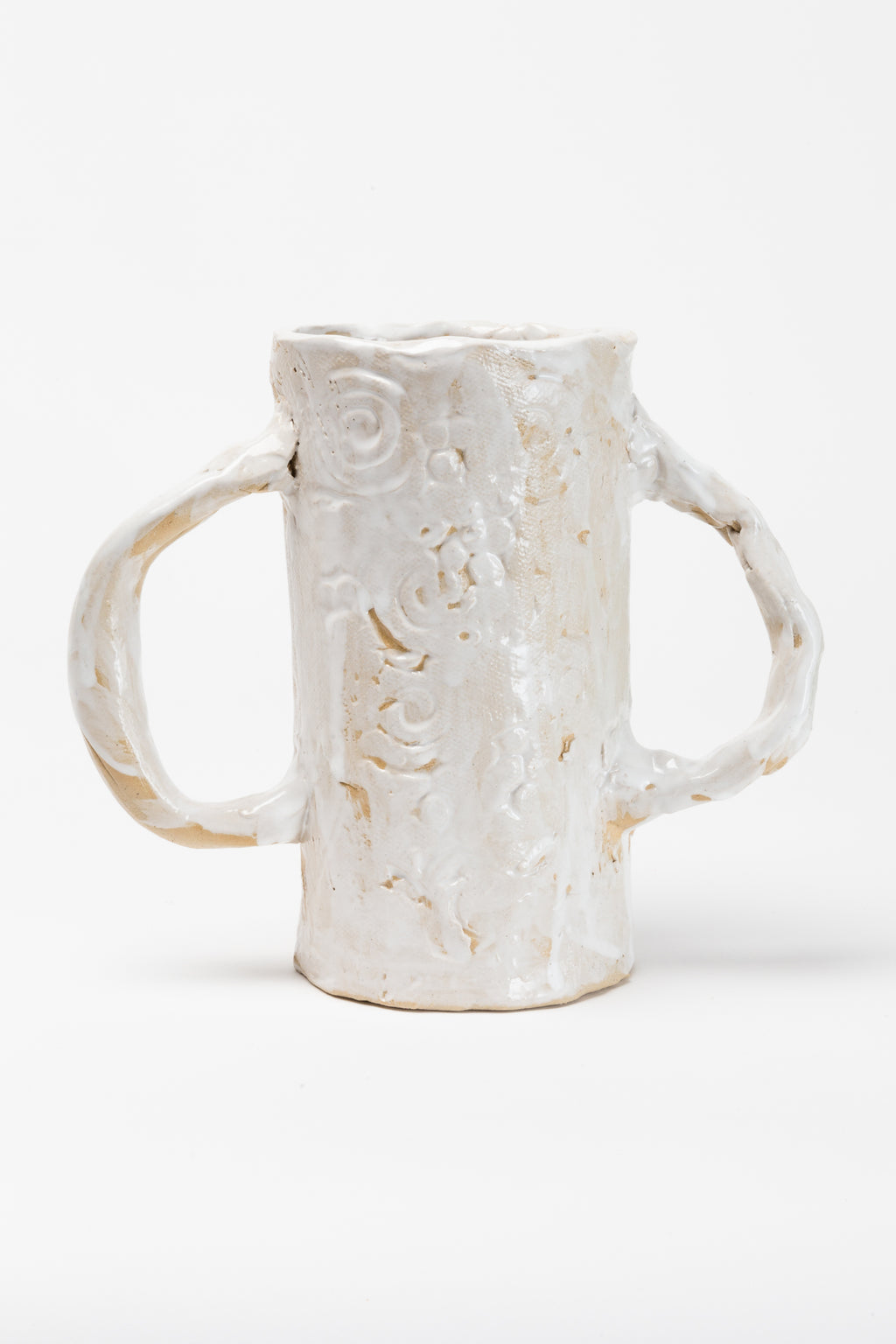 Soul Studio Artist- White Mug with Two Handles