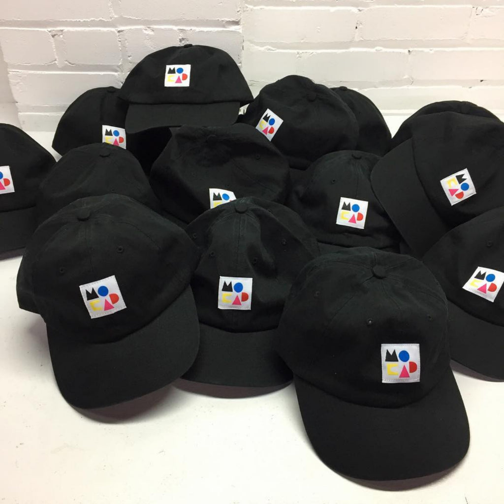 SMPLFD x MOCAD Unstructured Cap