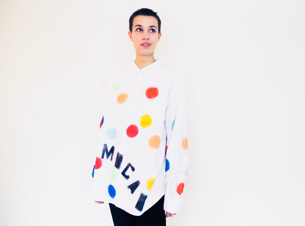 "Nick Jaskey ""Dots"" Shirt"
