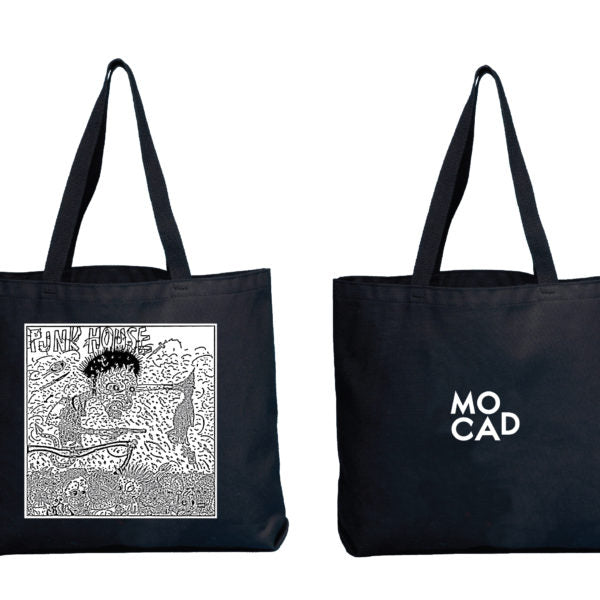 Punk House Totes LP Design