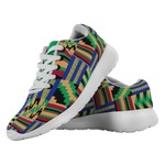 Akwaaba Kente Kicks - Running Shoes - Unisex