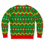 Ugly Sweatshirt - All I want for Christmas is Ghana Jollof -1