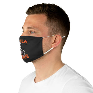 Halloween Candy Dealer - Unisex Fabric Face Mask - 04