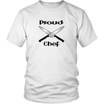 Proud Chef - Unisex T-Shirts