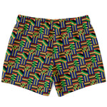 Traditional African Kente I - Akwaaba - Swim Trunks