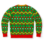 Ugly Sweatshirt - All I want for Christmas is Jollof