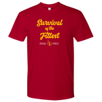 Survival of the Fittest by Upscale Fitness - Mens
