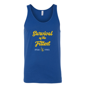 Survival of the Fittest by Upscale Fitness - Universal - Tank