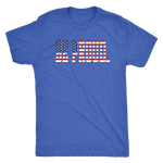 Be Proud - American Flag - Mens
