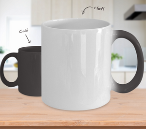 Proud Parent of 2 Awesome Kids Mug - Color Changing
