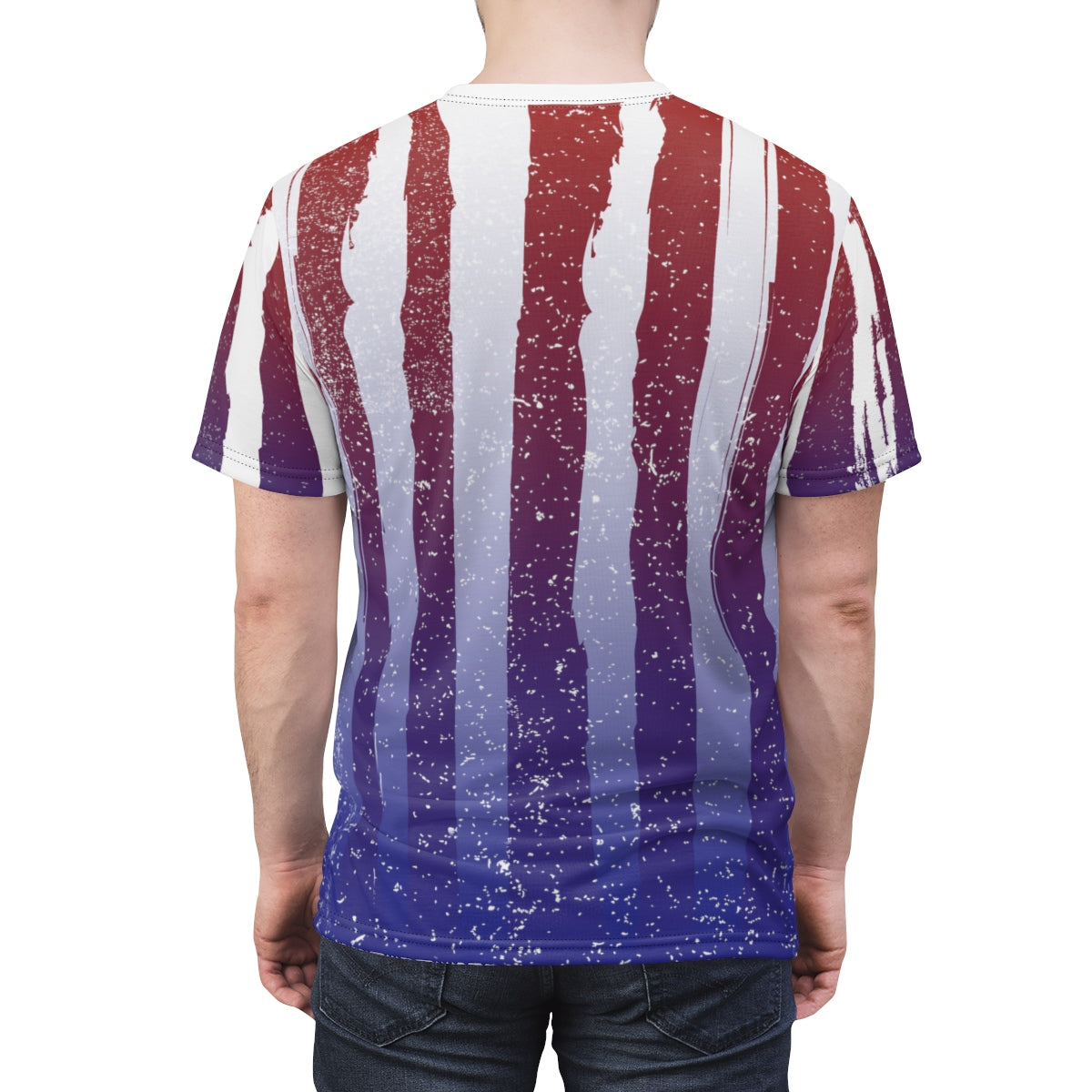 Be Proud - UsFlag Tee - Unisex