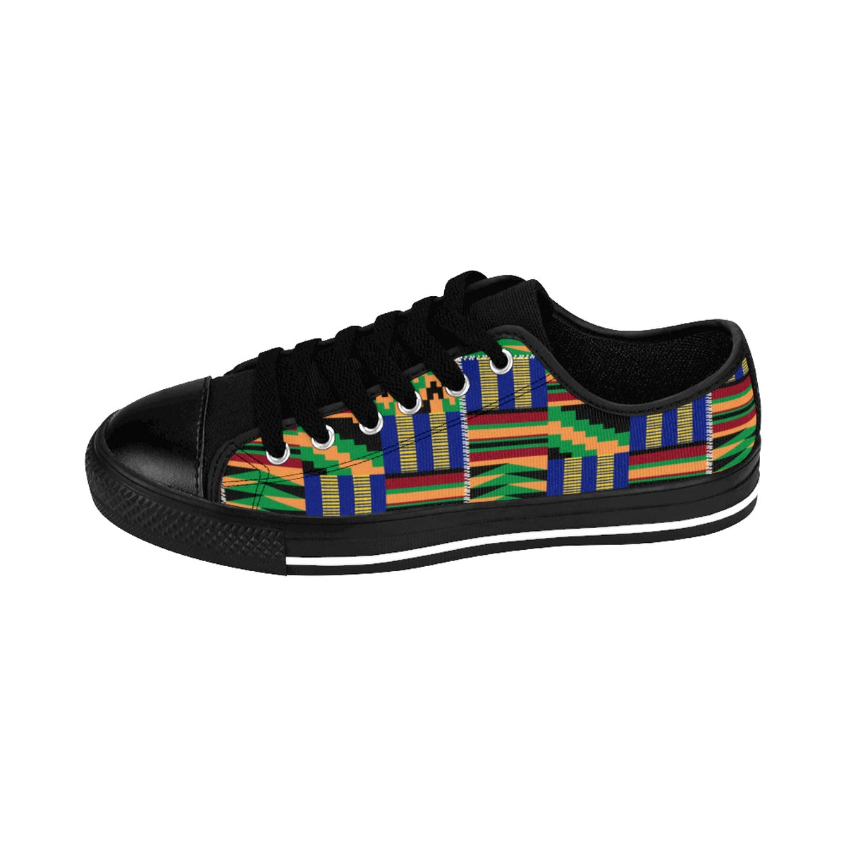 Akwaaba Kente Kicks - Sneakers