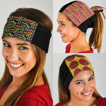 Unisex Bandanas - Kente - Ankara 2 Patterns