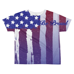 Toddler USFlag T-shirt - Unisex