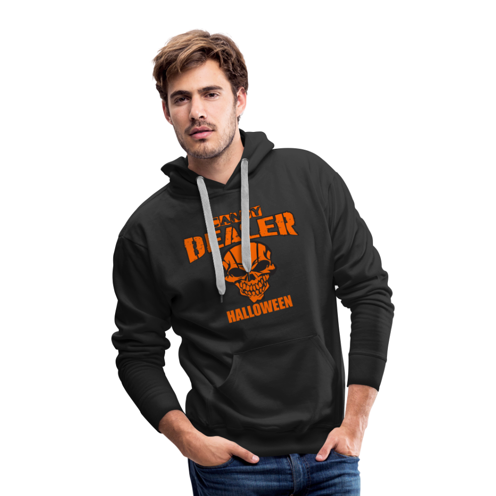 Halloween - Candy Dealer - Men's Premium Hoodie - black