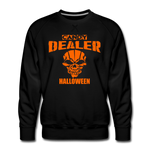 Halloween Candy Dealer - Premium Sweatshirt - black