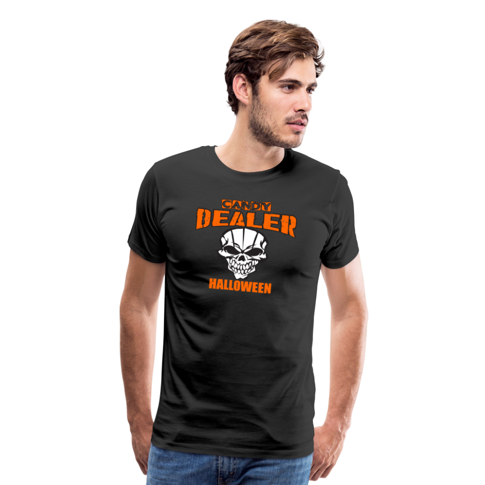 Halloween Candy Dealer - Men's Premium T-Shirt - black